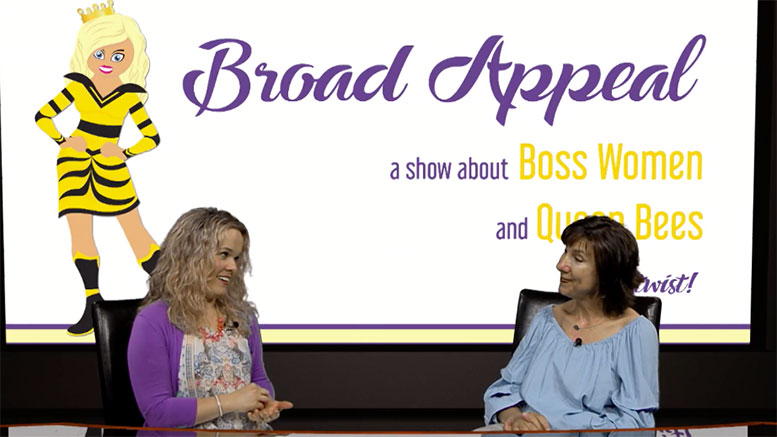 Melissa Fassel Dunn and Lauren Barone on Broad Appeal