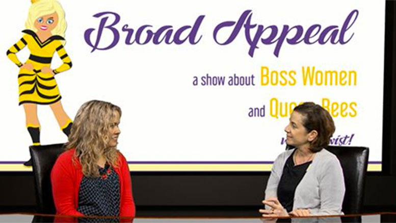 Melissa Fassel Dunn and Suzanne Lombardi on Broad Appeal